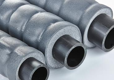 Izolacje ciepłochronne na urządzeniach przemysłowych w tym na: rurach, armaturze i zbiornikach